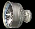 High Bypass Turbofans Don't Produce Trails